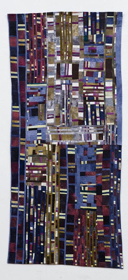 modern quilt by Beth Carney