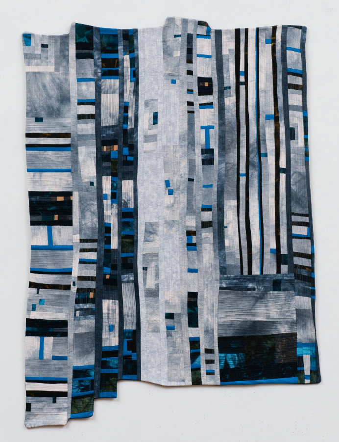 modern quilt by Beth Carney