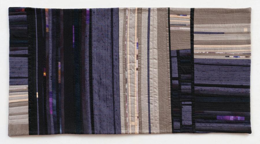 modern art quilt by Beth Carney